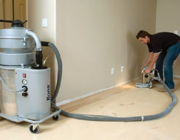 Dust Free Floor Refinishing System 171 Unique Refinishing Llc